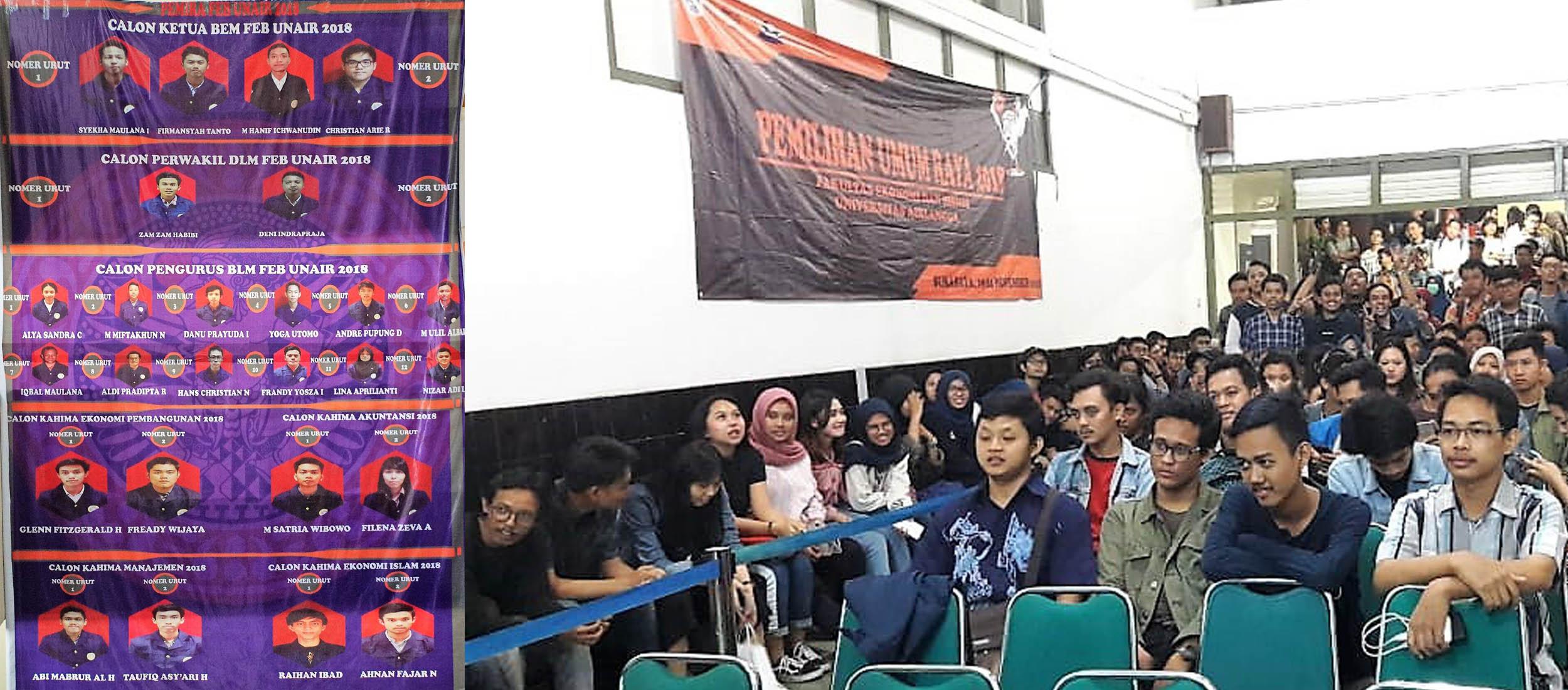 Fakultas Ekonomi Dan Bisnis Universitas Airlangga